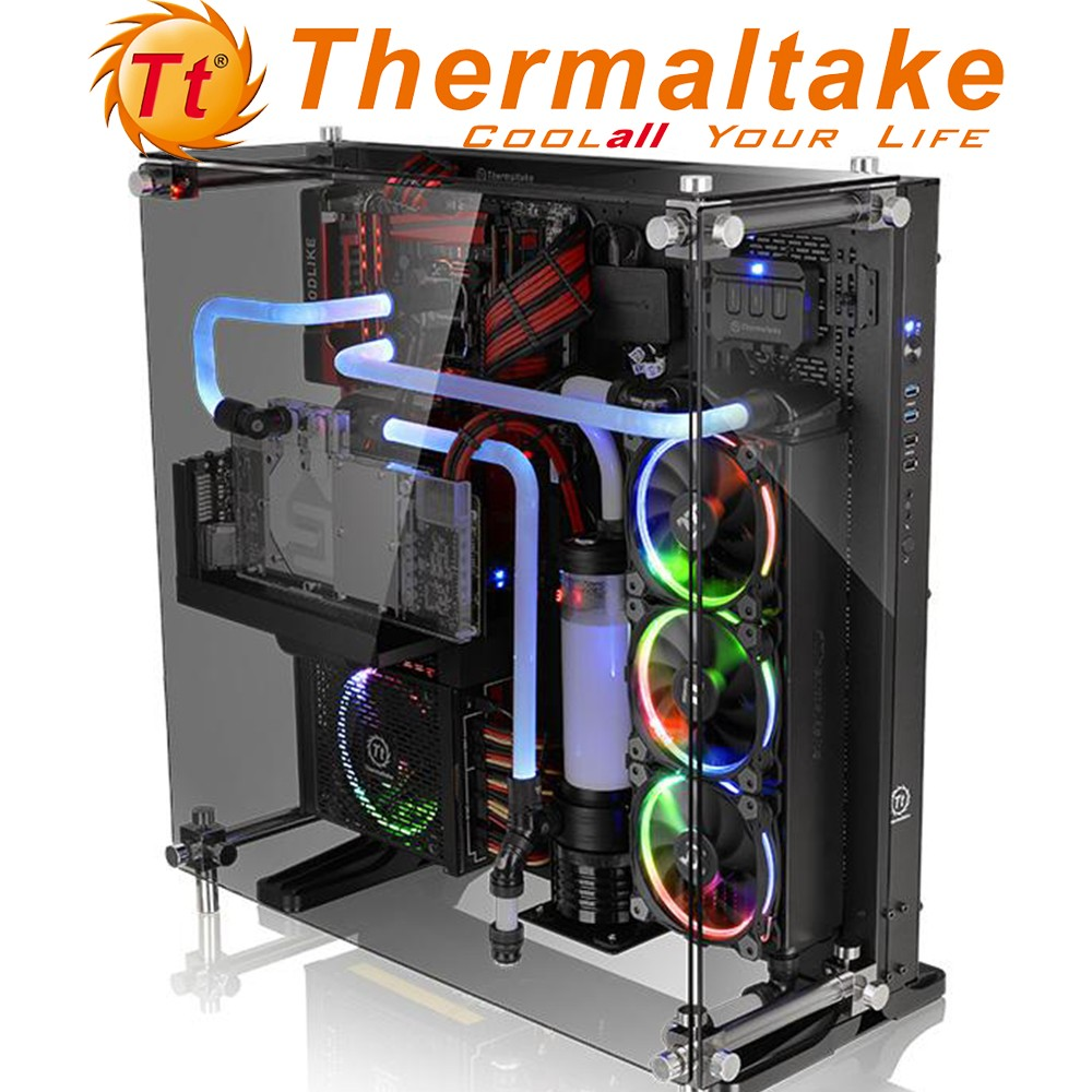 Thermaltake Core P5 Tempered Glass Edition Wall Mount PC
